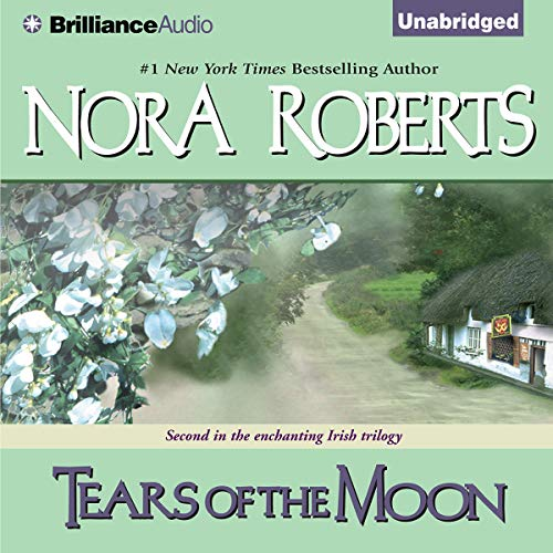 Tears of the Moon audiobook cover art