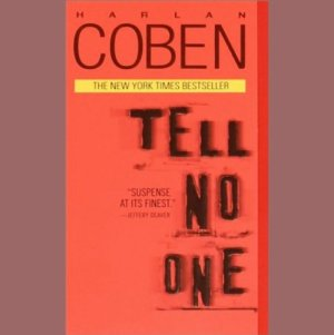Tell No One audiobook cover art