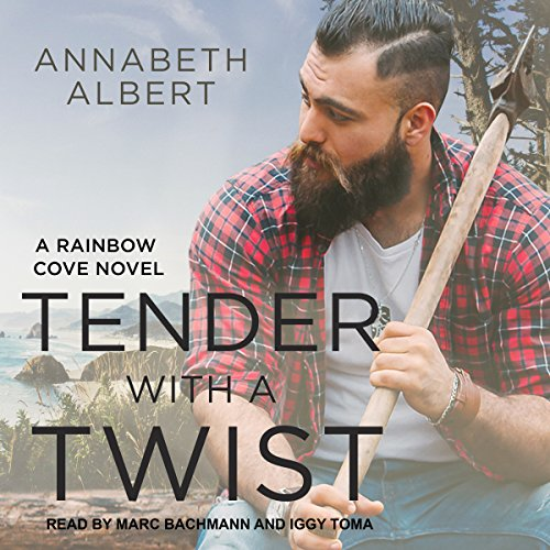 Tender with a Twist audiobook cover art