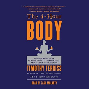 The 4-Hour Body audiobook cover art