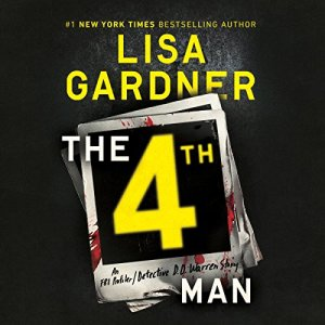 The 4th Man audiobook cover art