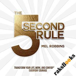 The 5 Second Rule audiobook cover art