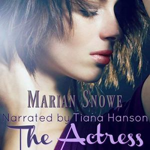 The Actress audiobook cover art