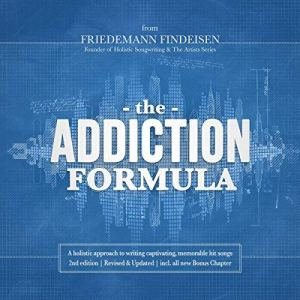 The Addiction Formula audiobook cover art