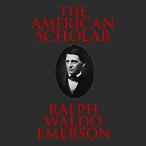 The American Scholar audiobook cover art