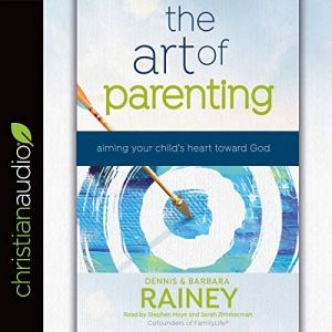 The Art of Parenting audiobook cover art