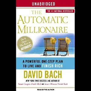 The Automatic Millionaire audiobook cover art