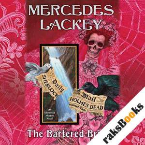 The Bartered Brides audiobook cover art