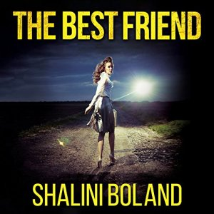 The Best Friend audiobook cover art