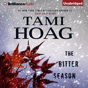 The Bitter Season audiobook cover art