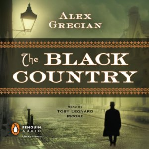 The Black Country audiobook cover art