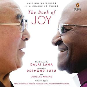 The Book of Joy audiobook cover art