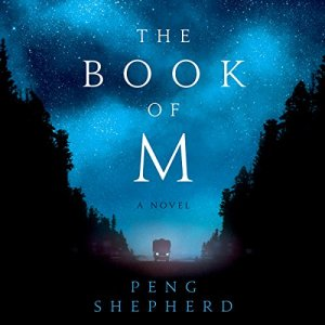 The Book of M audiobook cover art