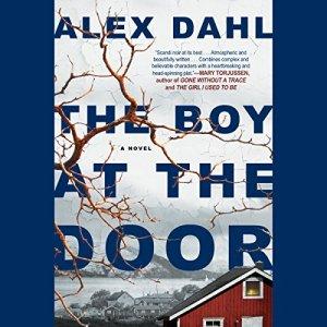 The Boy at the Door audiobook cover art