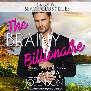The Brainy Billionaire audiobook cover art