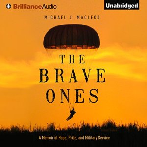 The Brave Ones audiobook cover art