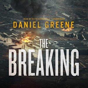 The Breaking audiobook cover art