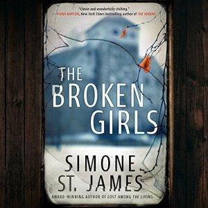 The Broken Girls audiobook cover art