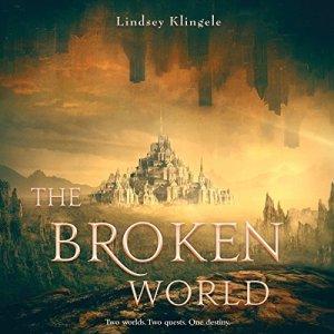 The Broken World audiobook cover art