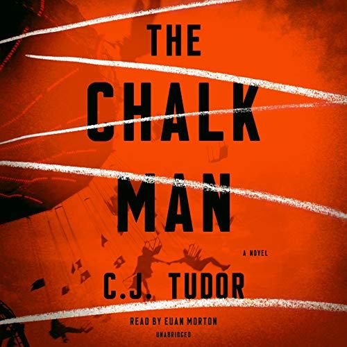 The Chalk Man audiobook cover art