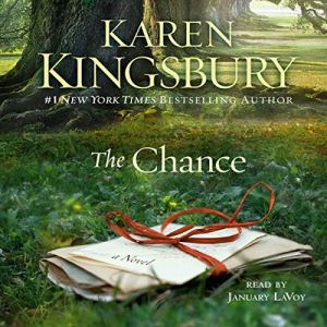 The Chance audiobook cover art