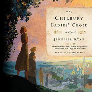 The Chilbury Ladies' Choir audiobook cover art