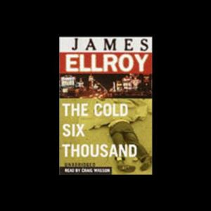 The Cold Six Thousand audiobook cover art
