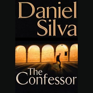 The Confessor audiobook cover art