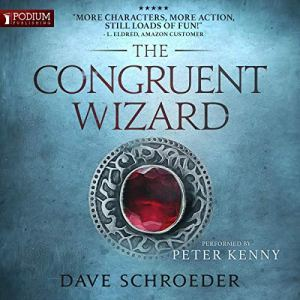 The Congruent Wizard audiobook cover art