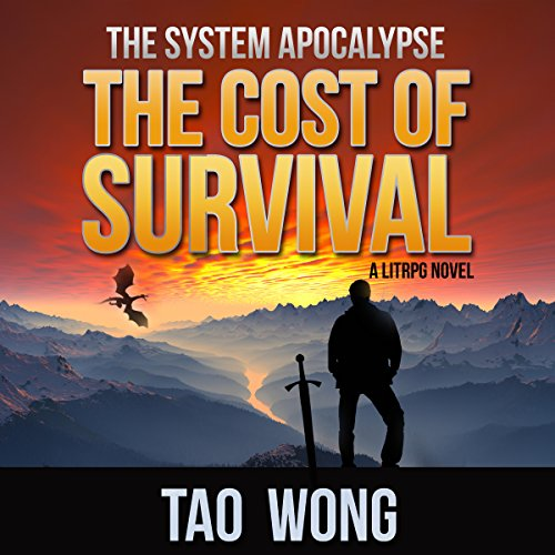 The Cost of Survival: A LitRPG Apocalypse audiobook cover art