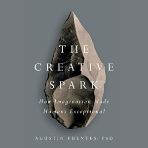 The Creative Spark audiobook cover art