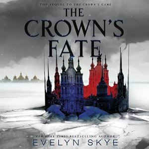 The Crown's Fate audiobook cover art
