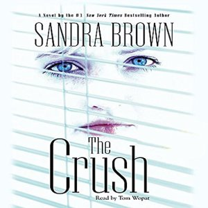 The Crush audiobook cover art