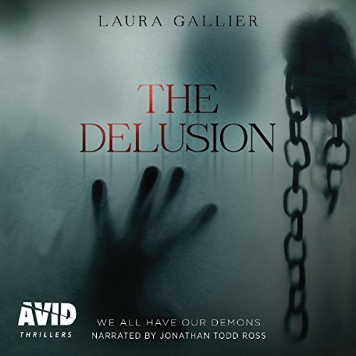 The Delusion audiobook cover art