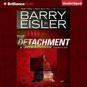 The Detachment audiobook cover art