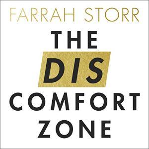 The Discomfort Zone audiobook cover art