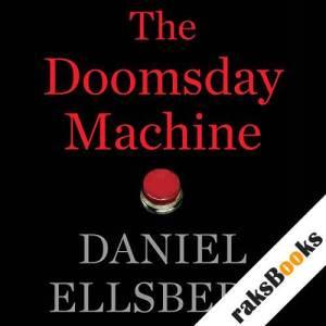 The Doomsday Machine audiobook cover art