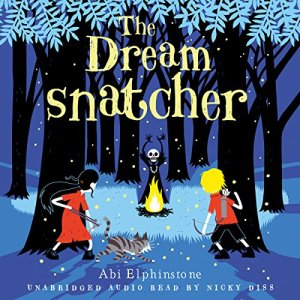 The Dreamsnatcher audiobook cover art