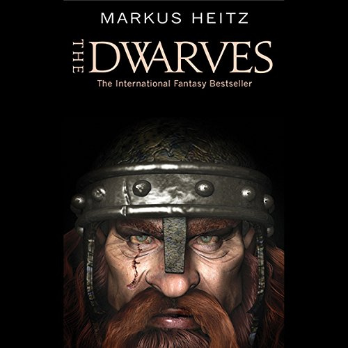 The Dwarves audiobook cover art