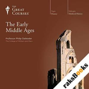 The Early Middle Ages audiobook cover art