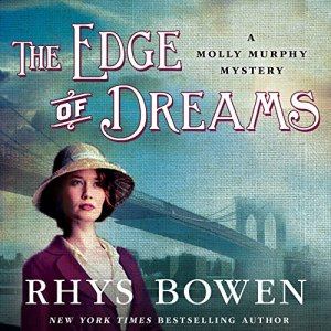 The Edge of Dreams audiobook cover art