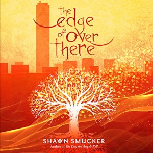The Edge of Over There audiobook cover art