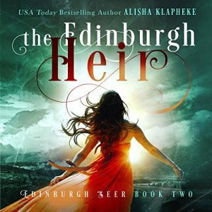The Edinburgh Heir audiobook cover art