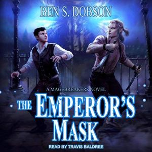 The Emperor's Mask audiobook cover art