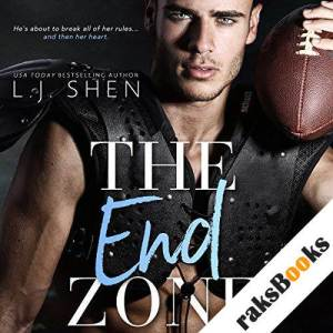 The End Zone audiobook cover art