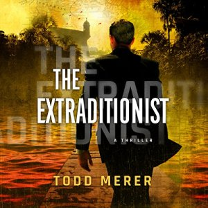 The Extraditionist audiobook cover art