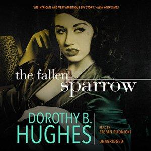 The Fallen Sparrow audiobook cover art