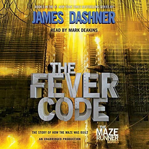 The Fever Code audiobook cover art