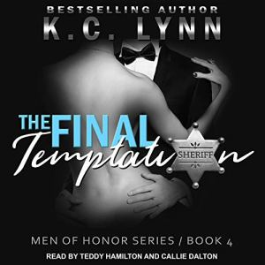 The Final Temptation audiobook cover art