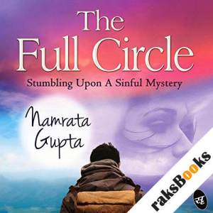 The Full Circle audiobook cover art